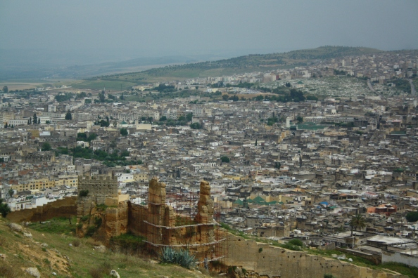 Views of Fez